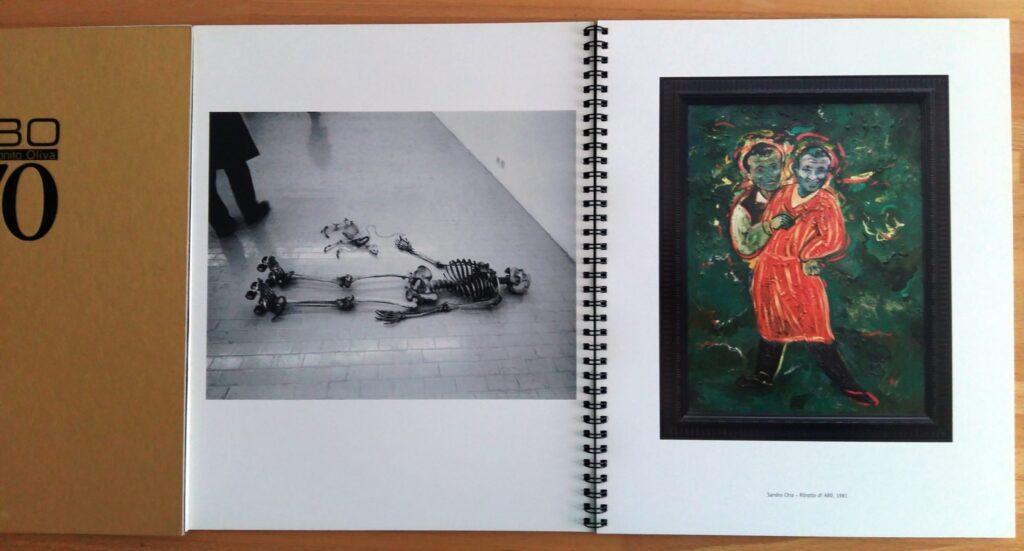 Achille Bonito Oliva, Parallelo42 contemporary art, edizioni Speciali, arte contemporanea, Mariantonietta Firmani,