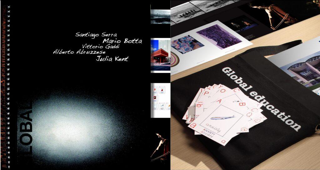 Parallelo42 contemporary art, global education, edizioni speciali, arte contemporanea, Mariantonietta Firmani, Giuseppe Stampone