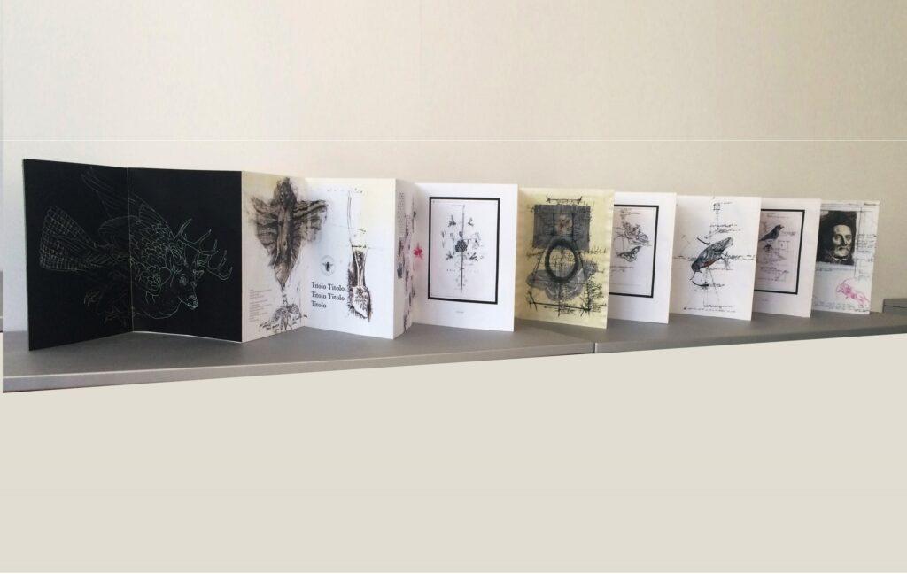 Fabrizio Cotogini, Mariantonietta Firmani, Parallelo42 contemporary art, edizioni speciali, arte contemporanea
