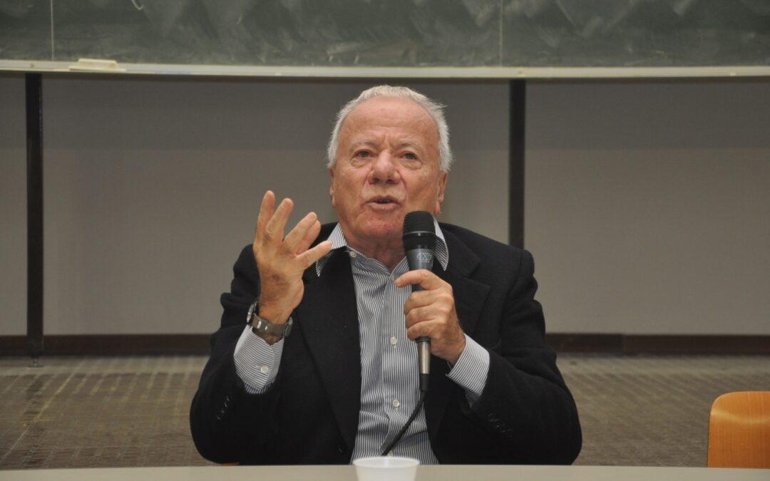 Incontro con Achille Bonito Oliva