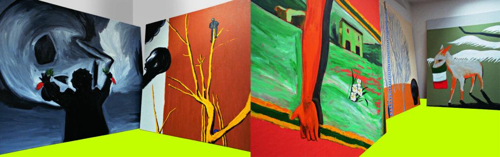 Enzo Cucchi, parallelo42 contemporary art
