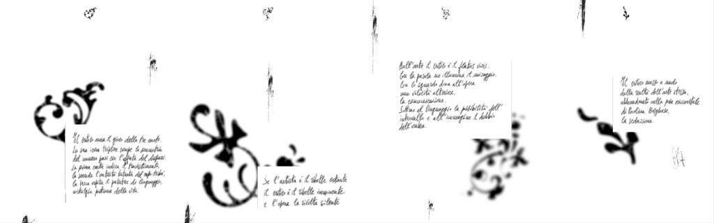Parallelo42 raccolta 2007, Achille Bonito Oliva