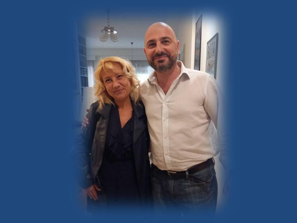 Mariantonietta Firmani incontra Andrea Stucovitz