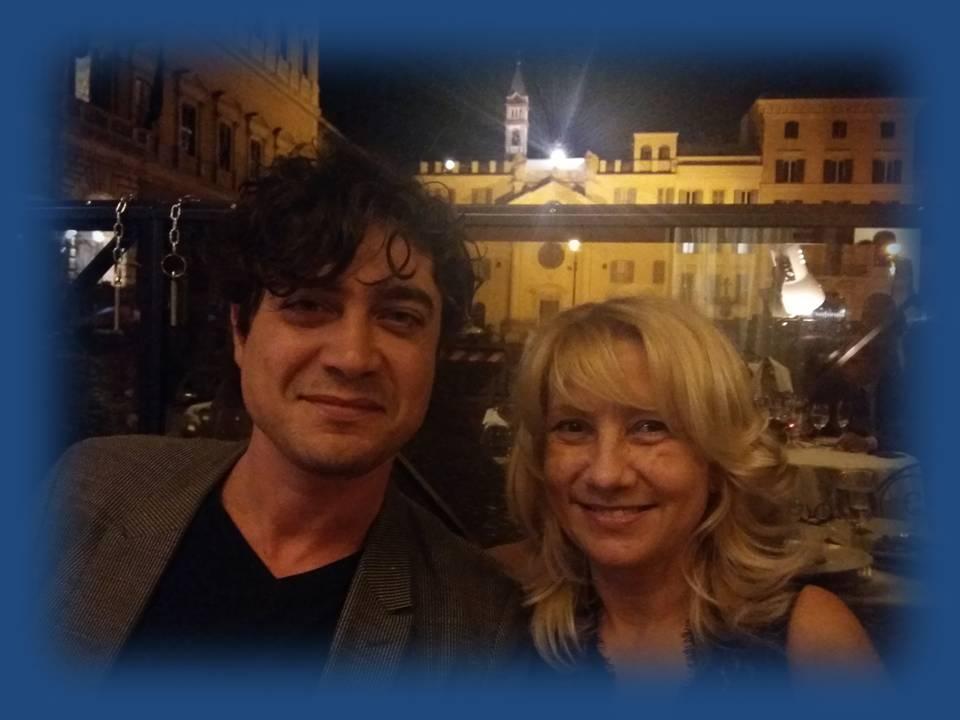 Mariantonietta Firmani Riccardo Scamarcio Goddess of Fortune