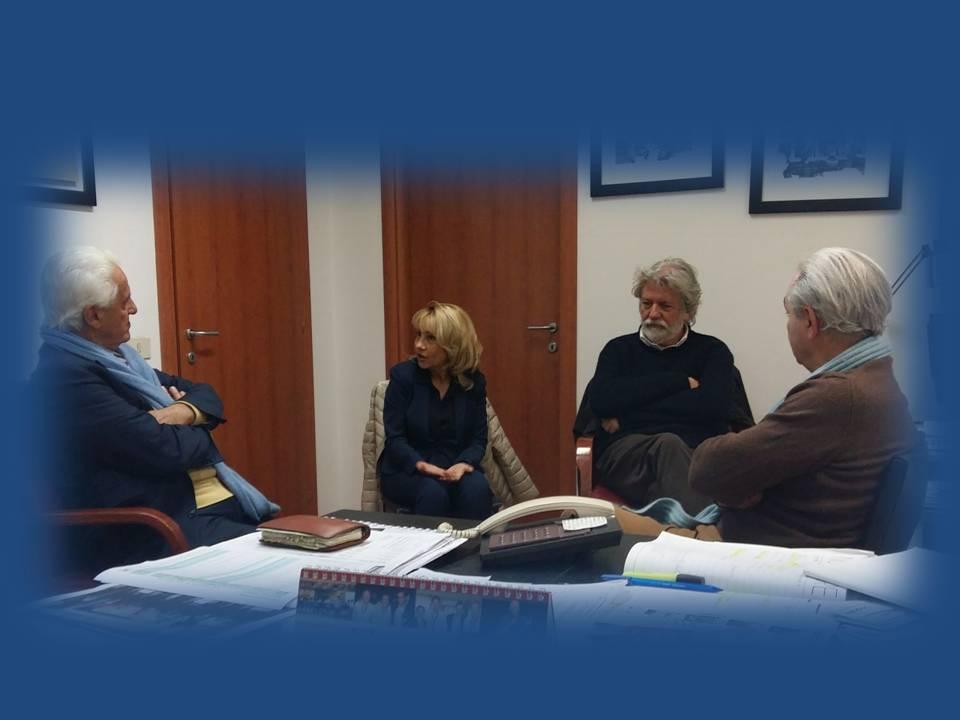 Mariantonietta Firmani incontra Robert Boot