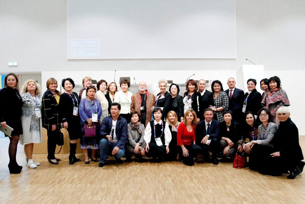 mariantonietta firmani expo milano kazaki