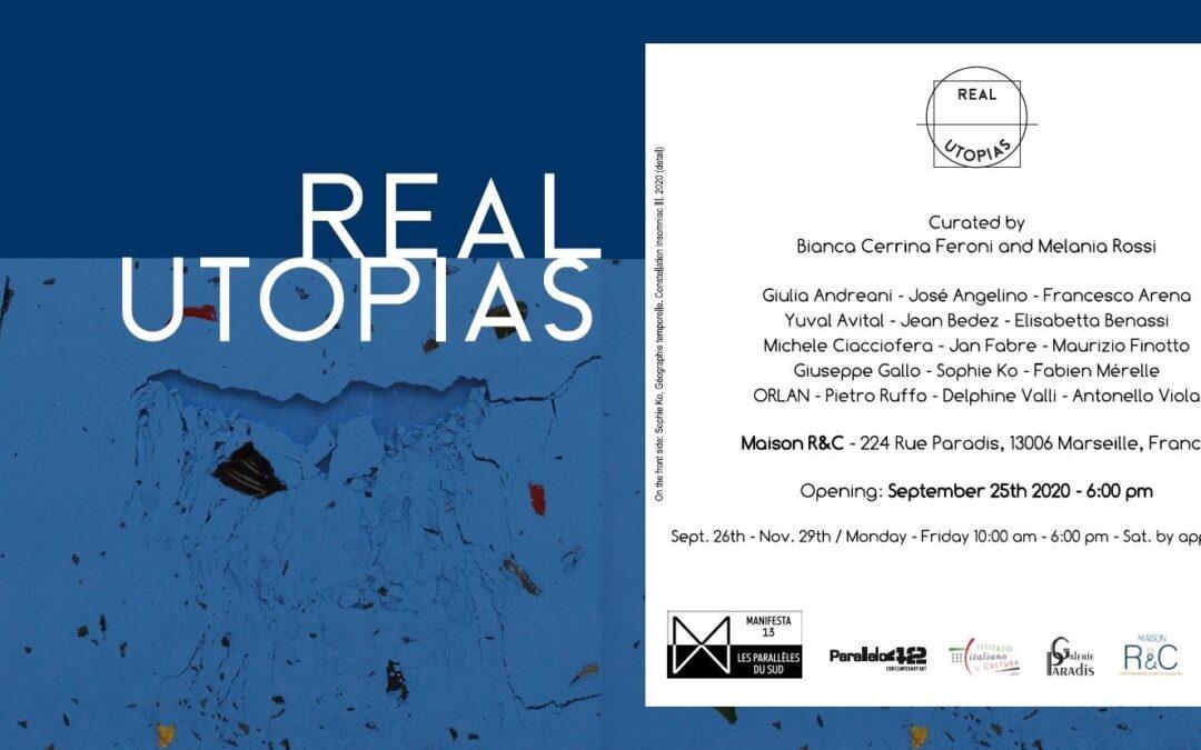 Real Utopias Manifesta13 Marsiglia